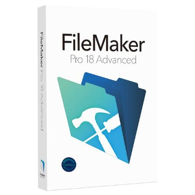 ファイルメーカー FileMaker Pro 18 Advanced FILEMAKERPRO18ADVH [FILEMAKERPRO18ADVH]