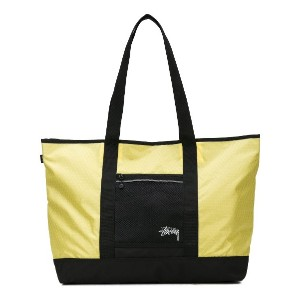 Stussy Diamond Ripstop tote bag - グリーン