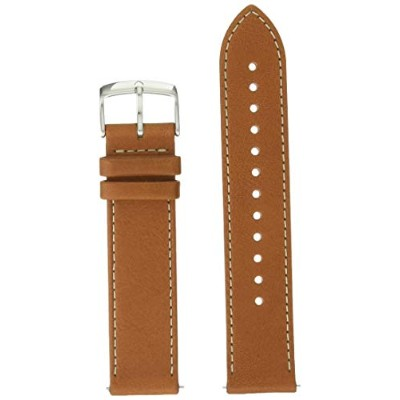 GARMIN(ガーミン) Quick Release バンド 20mm Tan Italian Silver Leather 010-12691-1A