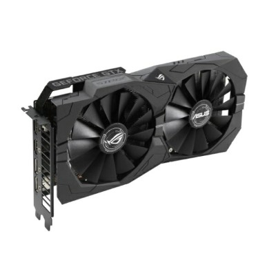 ASUS ROG-STRIX-GTX1650-O4G-GAMING [GTX1650/GDDR5 4GB] GeForce GTX 1650搭載グラフィックカード OCエディション