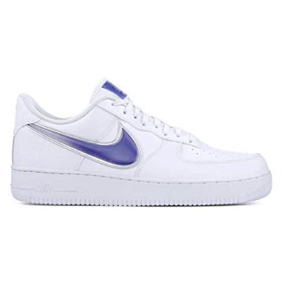 Nike Air Force 1 '07 LV8 3 [AO2441-101] Men Casual Shoes Oversized Swoosh White/US 8.0