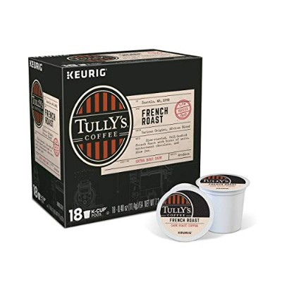 Keurigグリーンマウンテン120253 French Roast k-cups、18-count
