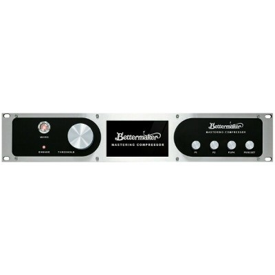 Bettermaker Mastering Compressor(お取り寄せ商品)