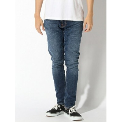 nudie jeans nudie jeans/(M)Tight Terry ヌーディージーンズ / フランクリンアンドマーシャル パンツ/ジーンズ ストレートジーンズ ブルー【送料無料】