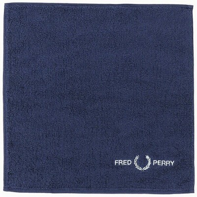 PILE HAND TOWEL/フレッドペリー(雑貨)(FRED PERRY)