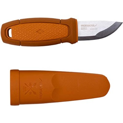 モーラ・ナイフ Morakniv Eldris Standard Burnt Orange