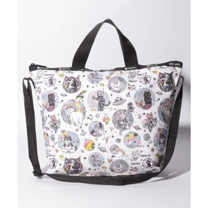 LeSportsac EASY CARRY TOTE/ストレンジキャットファミリー
