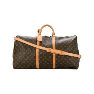 Louis Vuitton Pre-Owned Keepall Bandouliere 60 ボストンバッグ - ブラウン