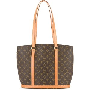 Louis Vuitton Pre-Owned Babylon トートバッグ - ブラウン