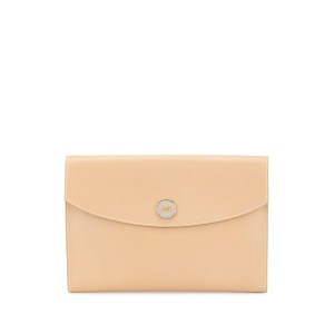 Hermès Pre-Owned Rio クラッチバッグ - ニュートラル