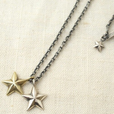Atease NEW MILITARY STAR W NECKLACE