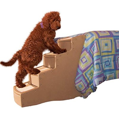Pet Gear Easy Step IV Pet Stairs, 4-Step for cats and dogs by Pet Gear