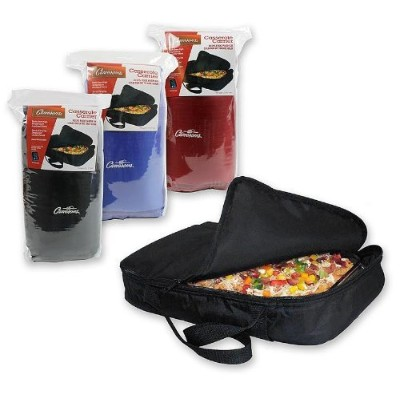 "Casserole Carrier and Food Warmer – ポータブル旅行Casseroleトートバッグ(Holds up to 11 "" x17 "" Casserole – Keeps..."