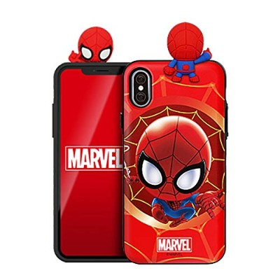 マーベル Marvel カード収納 iphone ケース spider man case iphonex iphone x iphone xs iphonexs iphone 10 あいふぉんx...