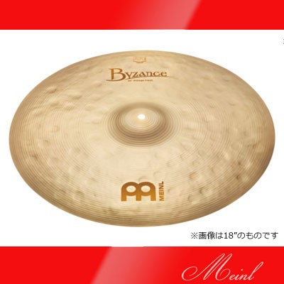 "Meinl B16VC Byzance Vintage Crash (16"") 《クラッシュシンバル》【送料無料】[B16VC]【ONLINE STORE】"