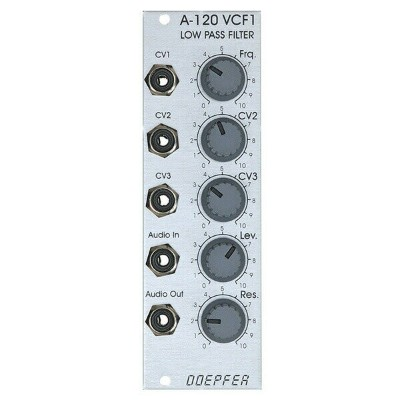 Doepfer A-120 VCF-1 24dB Low Pass-1【お取り寄せ商品】