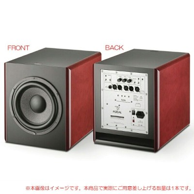 FOCAL SM6 SUB6 RED 安心の日本正規品!