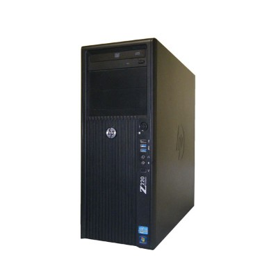 HP Workstation Z220 CMT A3J44AVWindows7-64bit 中古ワークステーション Xeon E3-1245 V2 3.4GHz/16GB/500GB/Quadro...