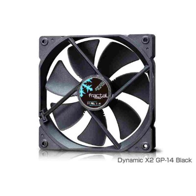 FractalDesign FD-FAN-DYN-X2-GP12-WT FractalDesign Dynamic X2 GP-12 White 高い耐久性を誇るLLSベアリングを採用...