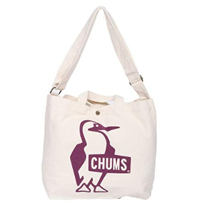 [チャムス] Booby Canvas Shoulder Booby Canvas Shoulder CH60-2557-P001-00 Purple