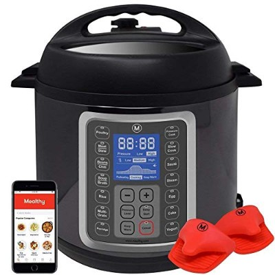 [(Mealthy MultiPot 9-in-1 プログラマブルプレッシャークッカー) Mealthy MultiPot 9-in-1 Programmable Pressure Cooker]...