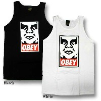 OBEY(オベイ) ICON FACE Tank Top(タンクトップ)