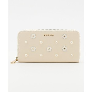 TOCCA PEARL ZIP AROUND WALLET 長財布