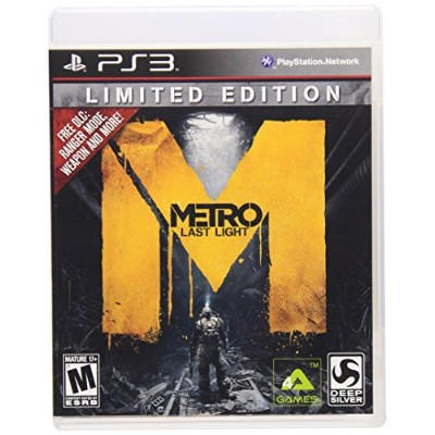 Metro Last Light Limited Edition (輸入版:北米)