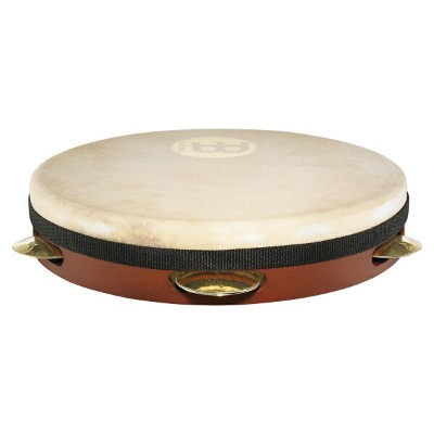 MEINL PA10AB-M African Brown パンデイロ 山羊革ヘッド 10インチ 【マイネル】