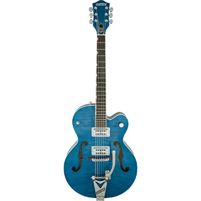 Gretsch G6120SH Brian Setzer Hot Rod (Harbor Blue 2-Tone) 《エレキギター》【送料無料】【ONLINE STORE】