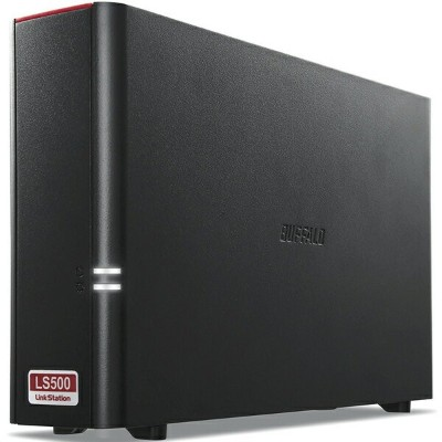 NAS(1ベイHDD:4TB) バッファロー LinkStation for SOHO LS510DN0401B