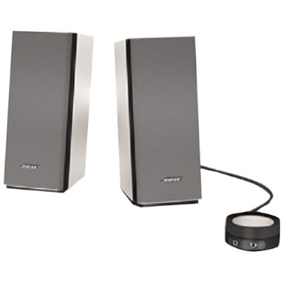 BOSE Companion20 multimedia speaker system シルバー
