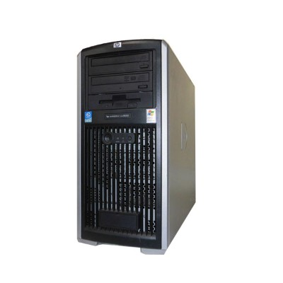 HP WorkStation XW8000 A8052AV#ABA【中古】Xeon 3.06GHz×2/3GB/120GB