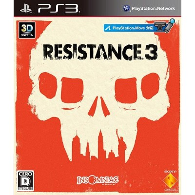 RESISTANCE 3 [PS3] / ゲーム