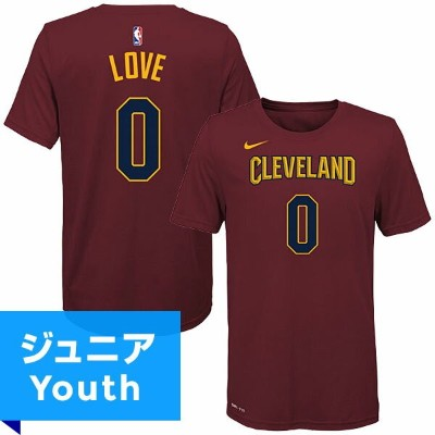 NBA ケビン・ラブ ネーム&ナンバーTシャツ キャバリアーズ(ジュニア マルーン) Nike Kevin Love Cleveland Cavaliers Youth Maroon Name &...