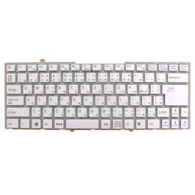 SONY: typeF VGN-FW用 ノートパソコン キーボード 新品 グレー 148084511 〔対応機種〕・VAIO type F VGN-FWシリーズ/・VGN-FW30B, VGN...