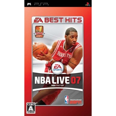 EA BEST HITS NBAライブ 07【中古】[☆2]