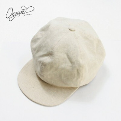 """ORGUEIL オルゲイユ キャップ""""Casquette"""" White OR-7031A【楽ギフ_包装】【RCP】10P03Dec16"""