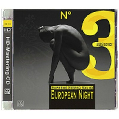 ABC(INT'L)RECORDS エービーシーレコーズ No.3European NightHDCD HD-108[HD108]