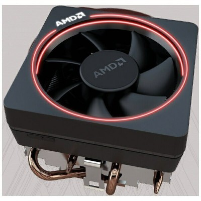 AMD エーエムディー CPUクーラー AMD Wraith Max cooler. with RGB LED 199-999575[199999575]