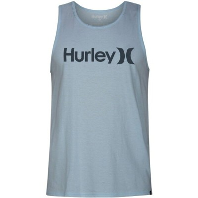 ハーレー Hurley メンズ トップス タンクトップ【One & Only Premium Tank Top】Topaz Mist Heather/Armory Navy