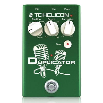 ●TC Helicon DUPLICATOR