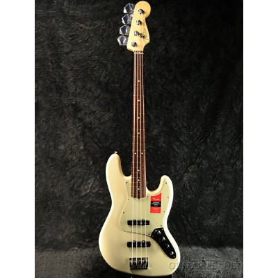 Fender USA American Professional Jazz Bass -Olympic White/Rosewood- 新品[フェンダー][アメリカンプロフェッショナル,アメプロ]...
