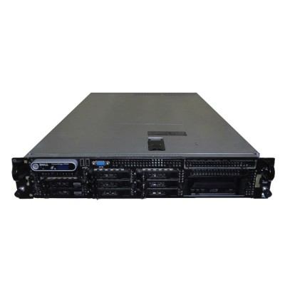 中古 DELL PowerEdge 2950-3 Xeon E5405 2.0GHz 4GB 146GB×2 (SAS 2.5インチ) PERC 6i