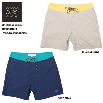 ★OURS★ Two-Tone Boardies / サーフパンツ