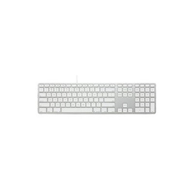 FILCO Matias Wired Aluminum Keyboard for Mac 有線キーボード[英語配列/シルバー] FK318S