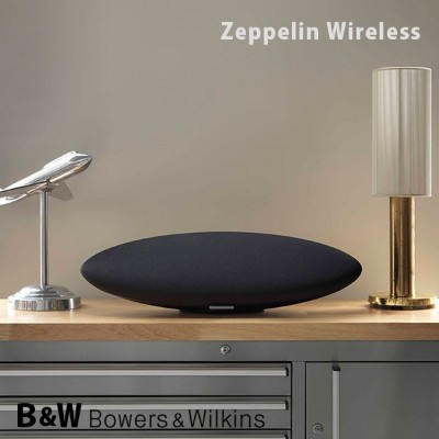 Bowers & Wilkins / Zeppelin Wireless ( ツェッペリン ワイヤレス ) Bluetooth対応 スピーカー 「ラッピング・熨斗不可」【 正規販売店 】
