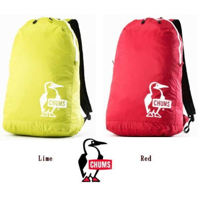 【 CHUMS 】Packable Day Pack( パッカブルデイパック )