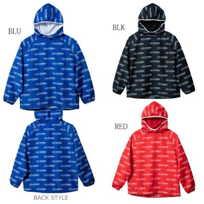 LUZ e SOMBRA/ルースイソンブラ ピステ DEVELOP ONE`S OVERSIZED PISTE ANORAK O1911123
