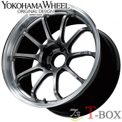 YOKOHAMA WHEEL ADVAN Racing RS-DF PROGRESSIVE for Japanese Cars 19inch 9.5J PCD:114.3 穴数:5H カラー :...
